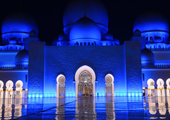 Great Mosquee, Abu Dhabi, UAE