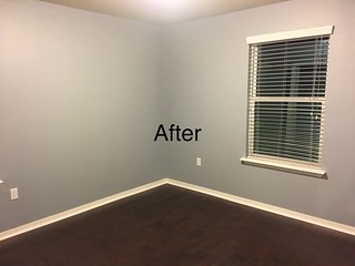 Ceilings, Walls and Floor installations completed by PaintSolid LLC