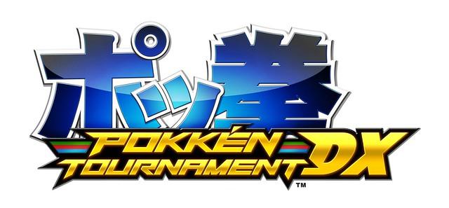 Pokkén Tournament DX logo