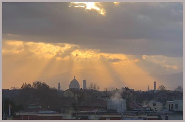 Il cielo sopra Firenze - The sky above Florence