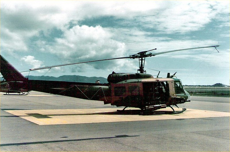 UH-1D Huey Gunship 6