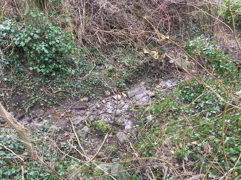 Redland secret stream