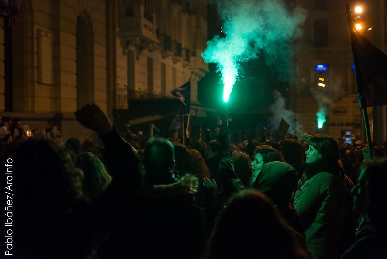 Concentración comienzo en Plaza España_marca de agua_#8M_foto- Pablo Ibáñez-7