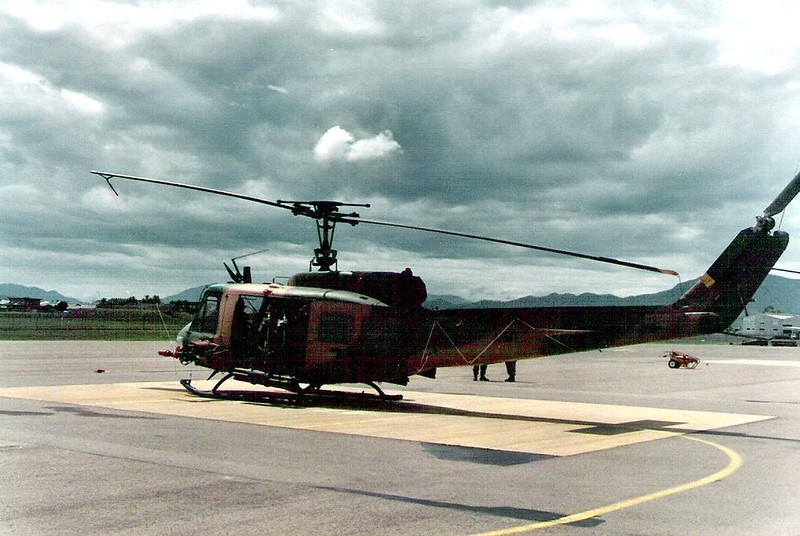 UH-1D Huey Gunship 3