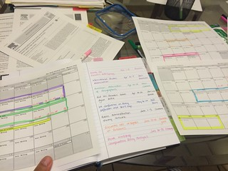 Reading outlining and calendar cross-posting | by Raul P
