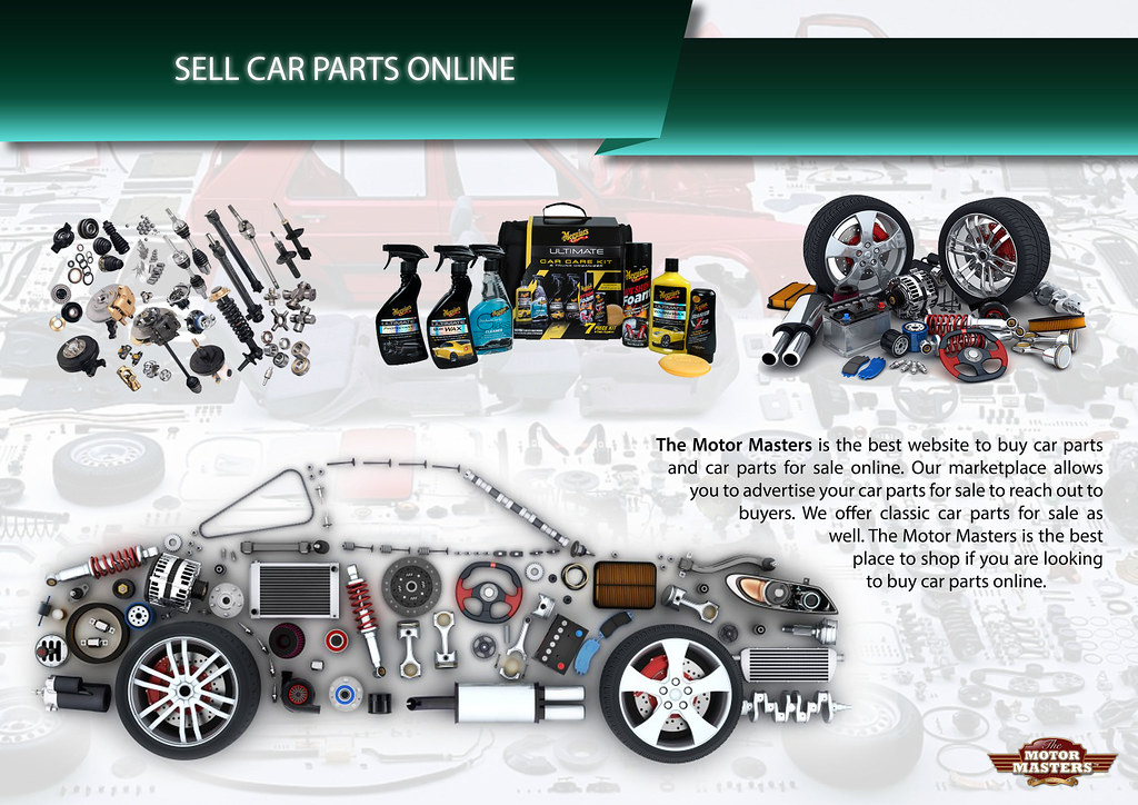 Sell Car For Parts >> Sell Car Parts Website Here You Will Find Classic Car Part Flickr