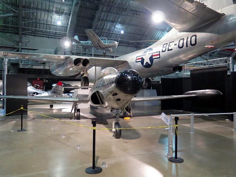 Lockheed F-94A Starfire 1