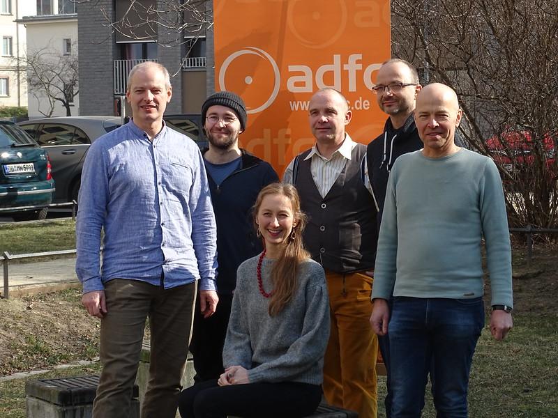 Vorstand des ADFC Sachsen