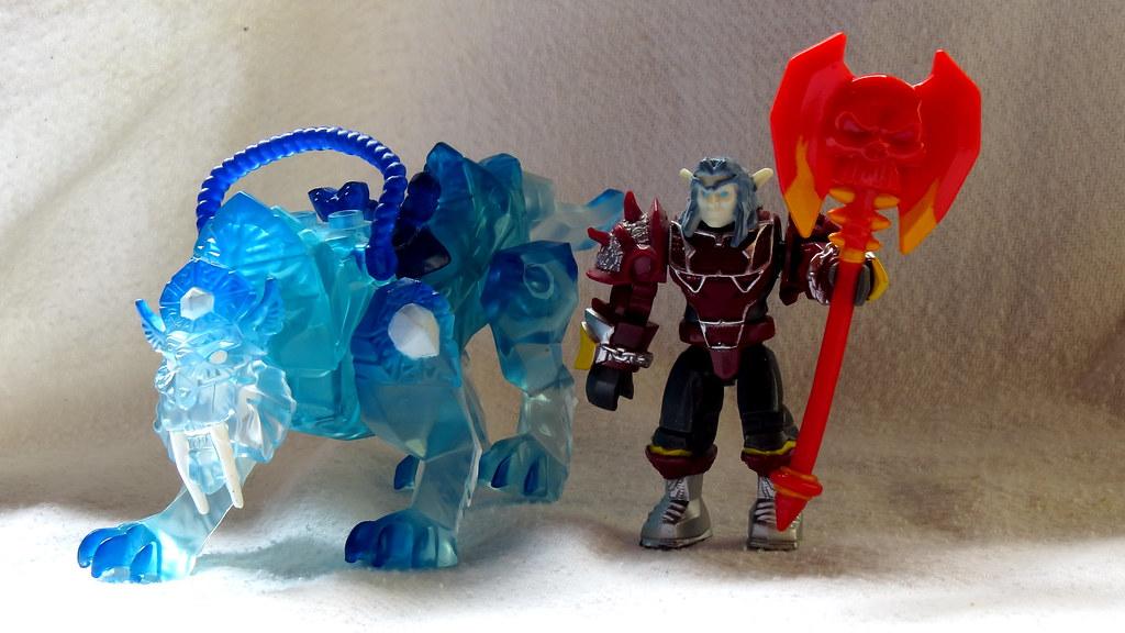 Seperon | Mega Bloks World Of Warcraft Spectral Tiger & Sepe… | Flickr