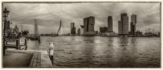 Rotterdam Panorama (Explore # 41)