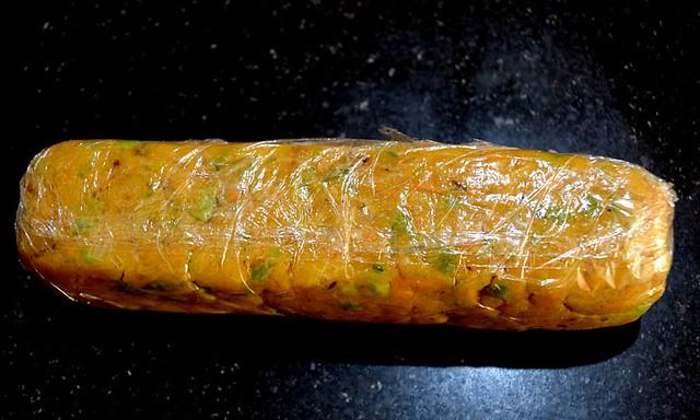 Carrot Cookies Dough