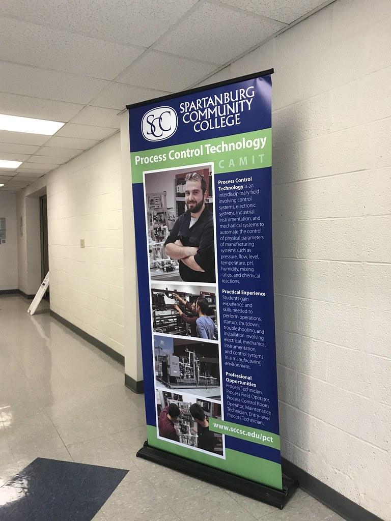 Process Control Technology : Spartanburg Community College