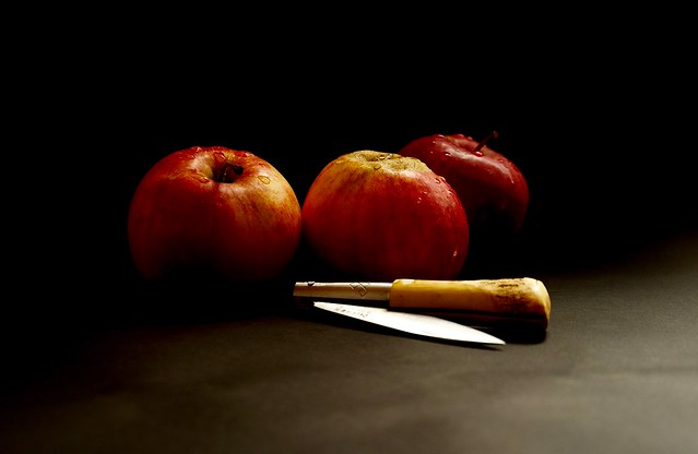 Manzanas en Taramúndi ........................     - Ex