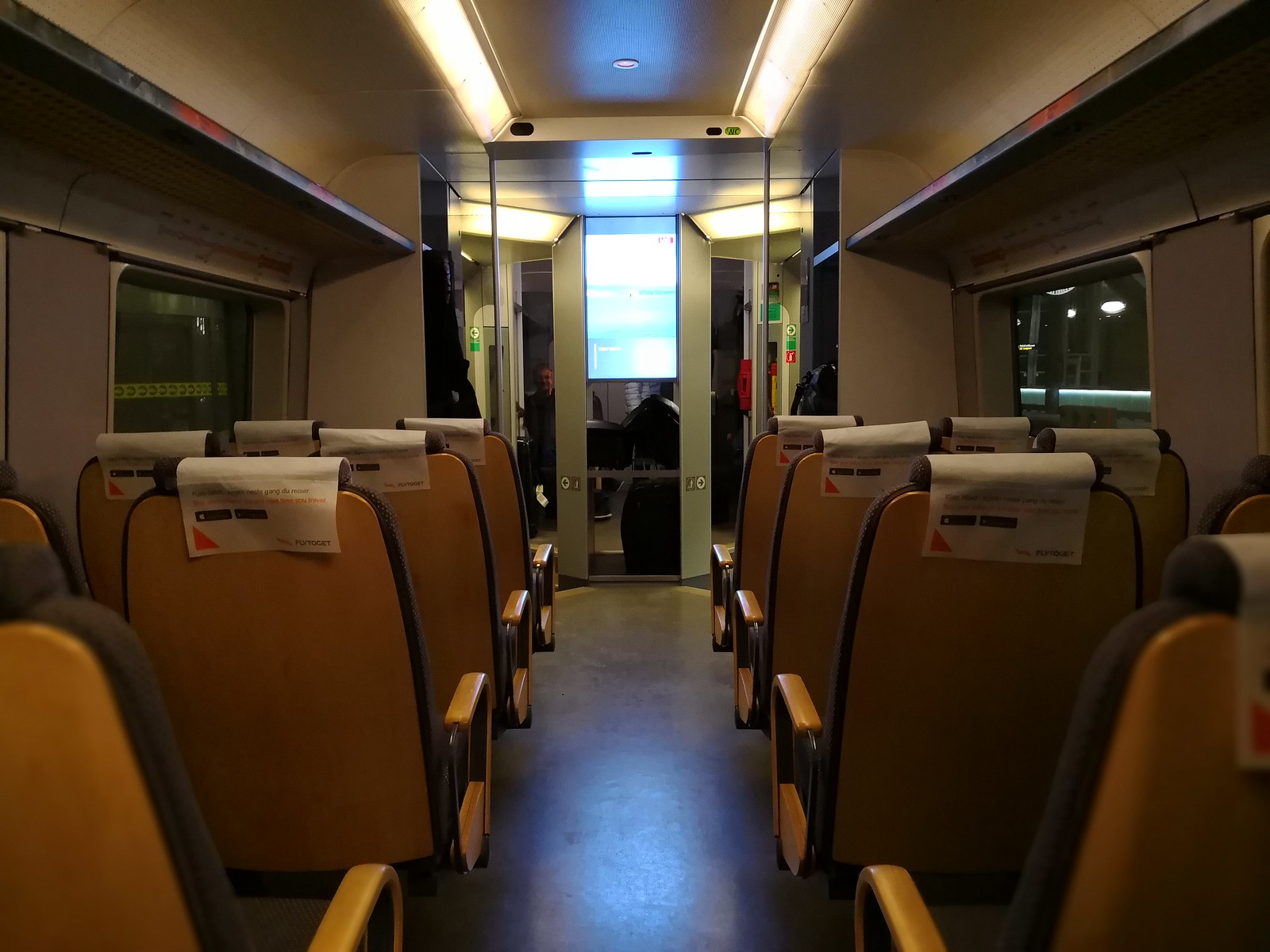 Carriage seating