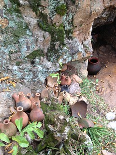 Sezibwa Falls-local shrine