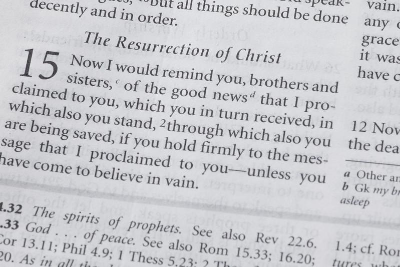 Christ Bible