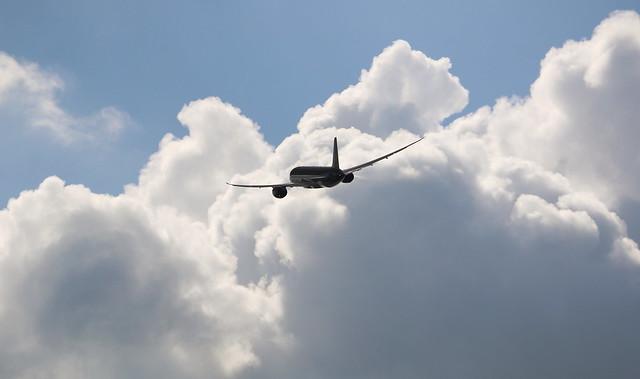 Royal Jordanian Boeing 787-8 Dreamliner