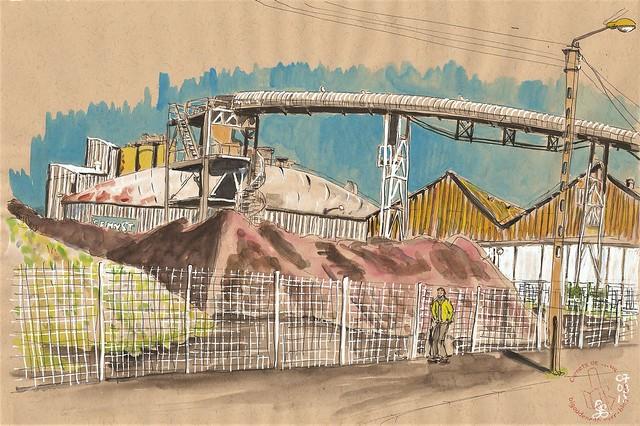 Lorient... Port de commerce
