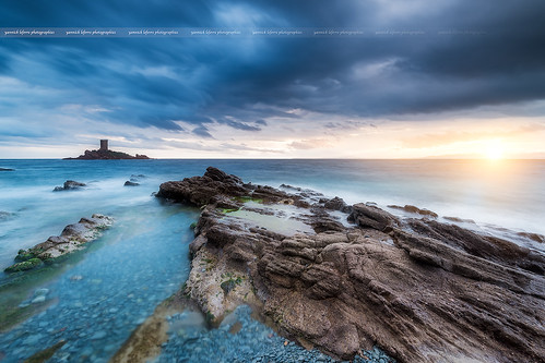 Cap Dramont ... Face to Face ( Island Vs Sunset ) | by Yannick Lefevre
