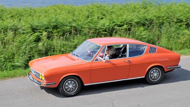 AUDI 100 S Coupé (1970 - 1976)