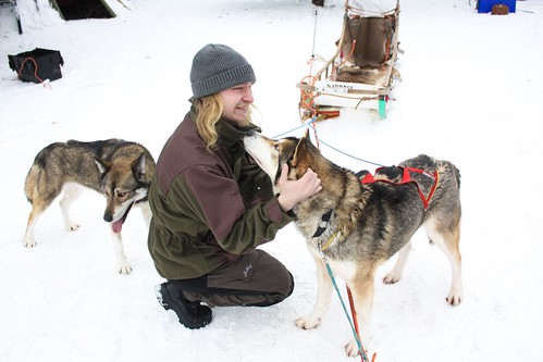 Husky Safari in Tampere | by helirontu