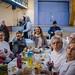 El barri de Sant Cosme celebra el Dia Internacional de les Dones