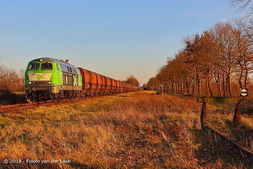 Hestrup (D), 14-02-2018, BE 225 073 | by Fokko van der Laan
