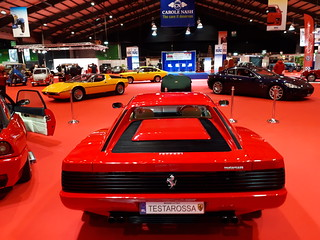 The Classic Car Show in the RDS Dublin 2018