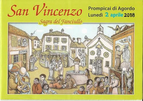 San Vincenzo, 2 aprile 2018