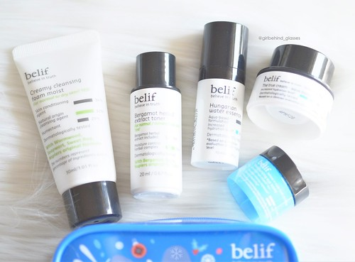 Belif Bestseller On-The-Go Travel Kit4 | by <Nikki P.>