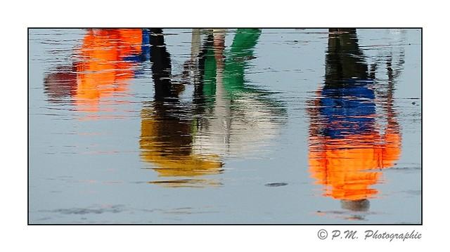 Reflets de pêcheurs