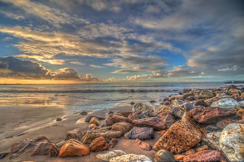 "cabrillobeach sanpedro california southerncalifornia beach pacificocean ocean sunrise ""canonflickraward greatphotographers greaterphotographers"