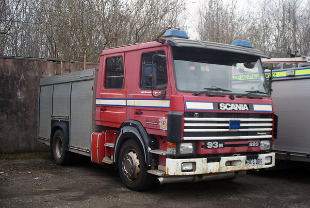 M906 DDS Scottish Fire and Rescue Service
