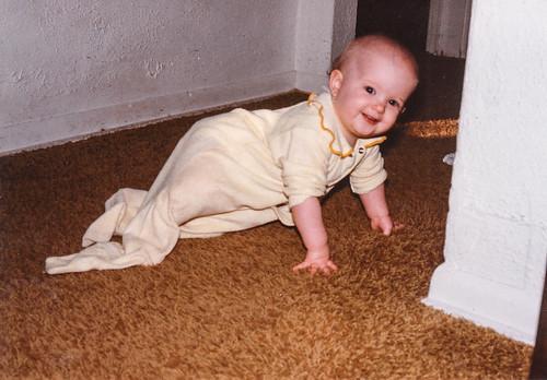 Katie, December 1984
