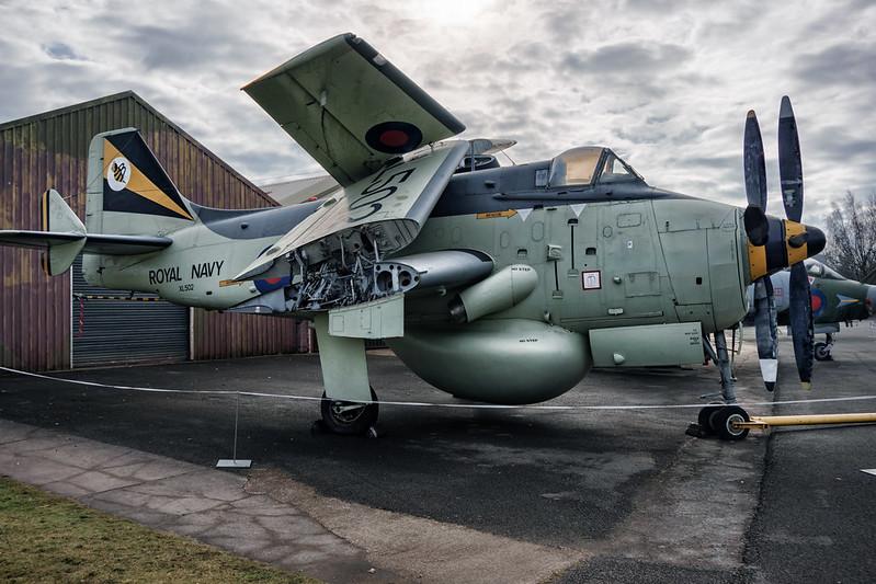 Gannet Yorkshire Air Museum a