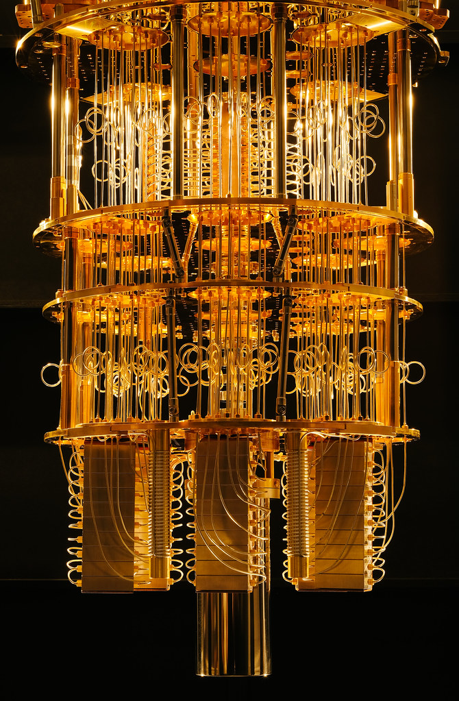 Image result for Quantum computer