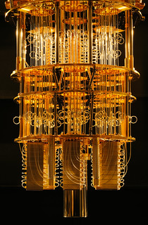 IBM quantum computer   by IBM Research