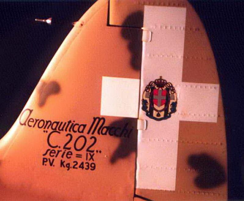 Macchi C.202 Folgore 3