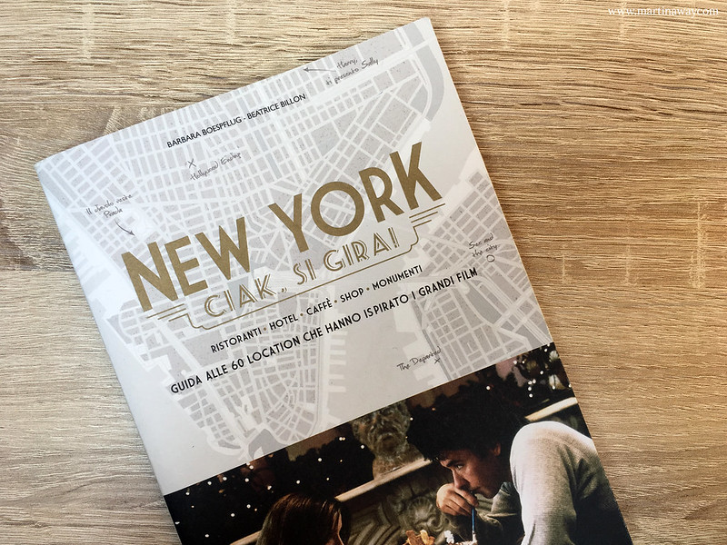 New York, ciak si gira