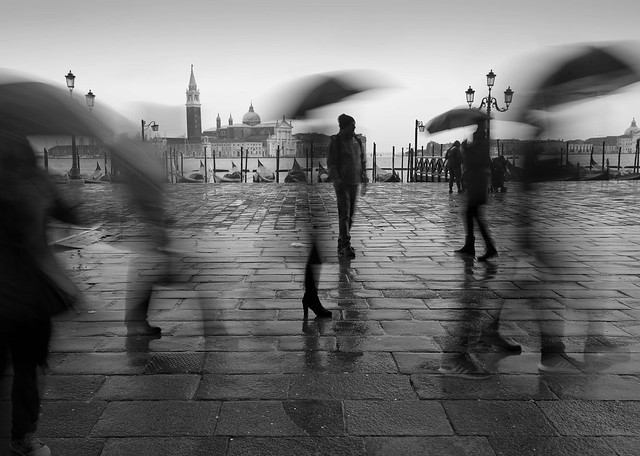 Venice - A Moment in Time