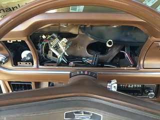 bewildering car innards | by Robert Couse-Baker
