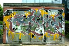 graffiti amsterdam before 2010