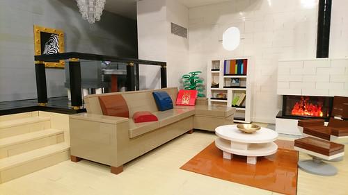 Luxury Living Room | by Heksu
