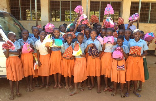 Happy Girls from M'Buyuni School | by The Good Life Orphanage