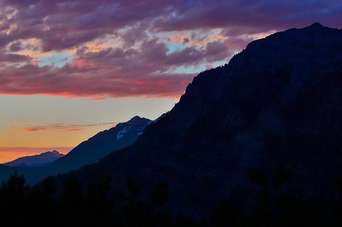 sunset utah wasatch serene provo cascademountain lonepeak mounttimpanogos squawpeakroad provopeak lebarodea