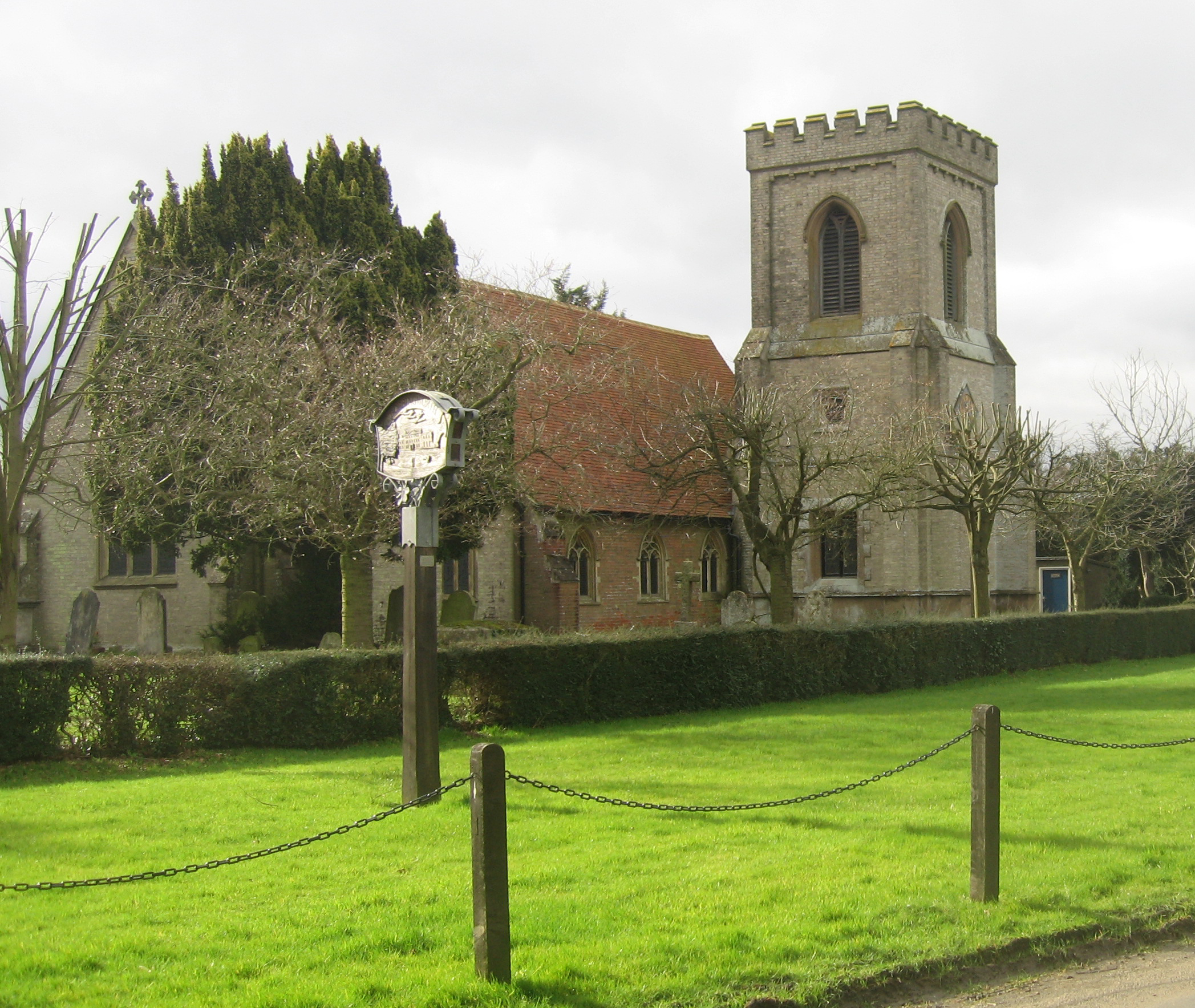St Germain, Bobbingworth, Essex