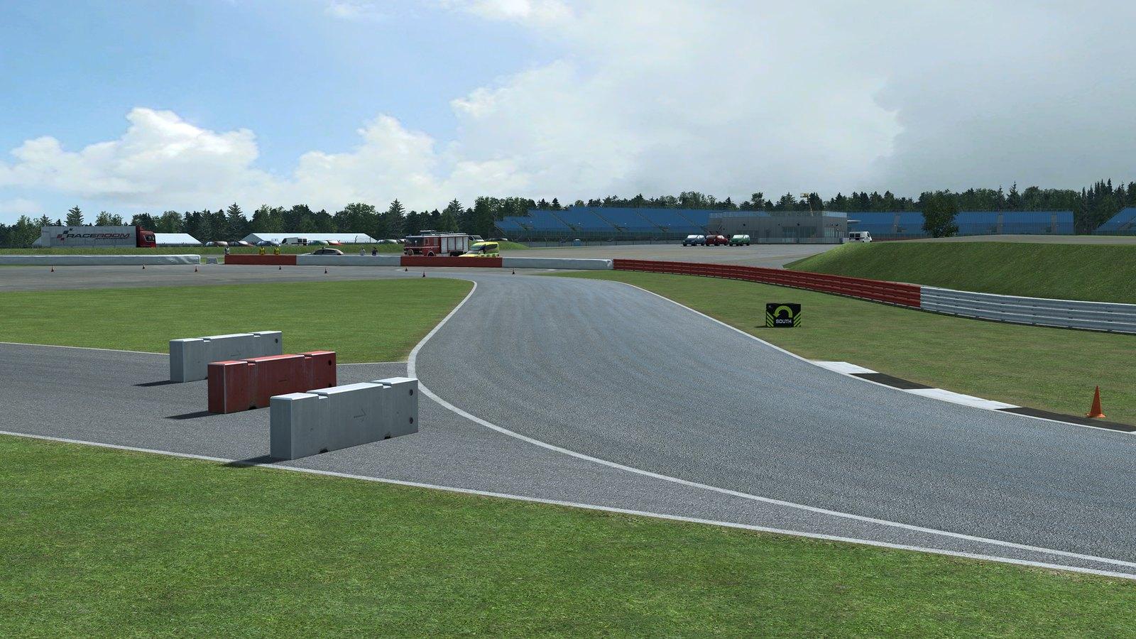 RaceRoom Silverstone Stowe