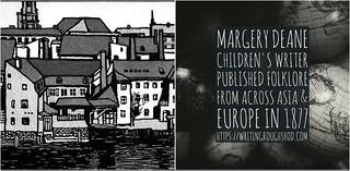 MARGERY DEANE (MARIE J. DAVIS PITMAN) #100travelHERS | by sandrakaybee