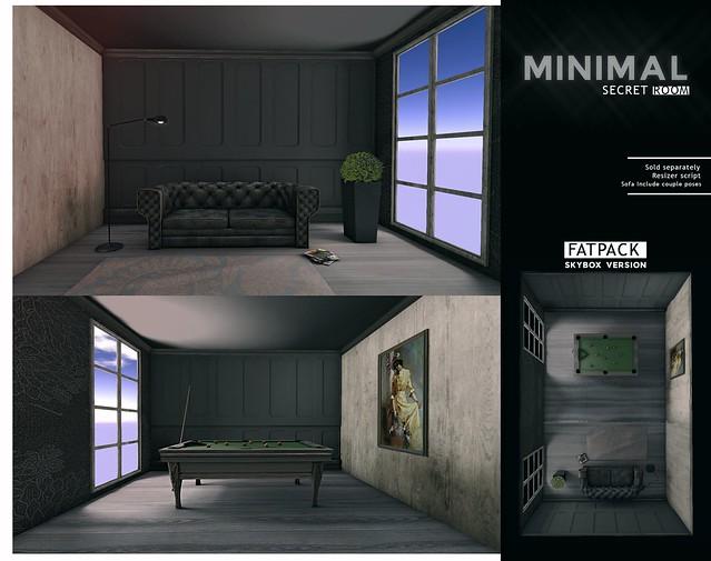 MINIMAL - Secret Room