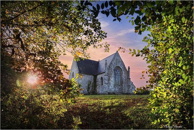 La Chapelle Saint Eloi - Guiscriff - Automne 2016